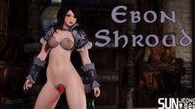 Ebon Shroud Armor
