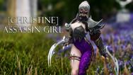 [Christine] Assassin Girl