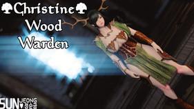 [Christine] Wood Warden