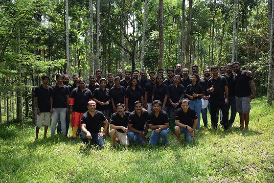 Touchline Techonologies Pvt Ltd team