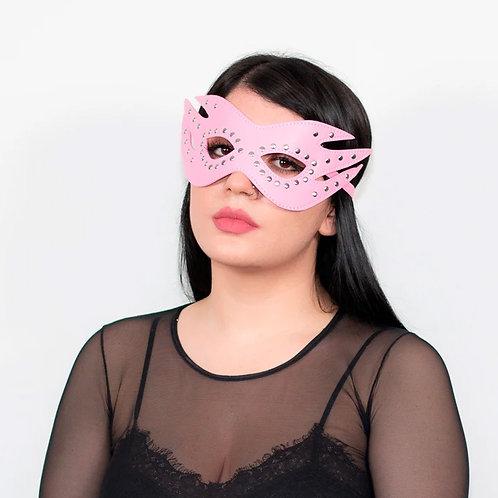 Antifaz Carnaval Pink