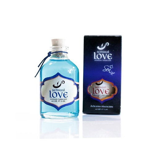 Lubricante íntimo Sensual Love 60ml
