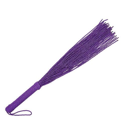 Látigo Rope  Flogger Purple