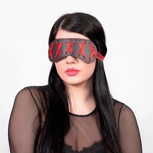 Tapaojos Red & Black
