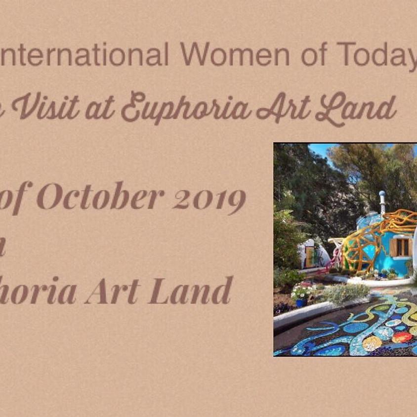 Visit Euphoria Art Land