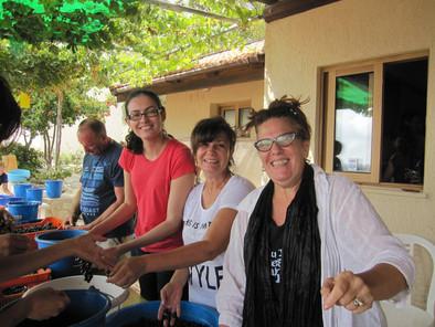 Kato Drys Jam Making