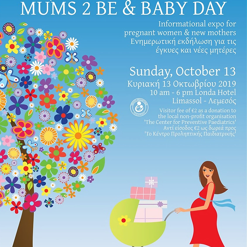 Mums in Cyprus - Mums 2 Be & Baby Day