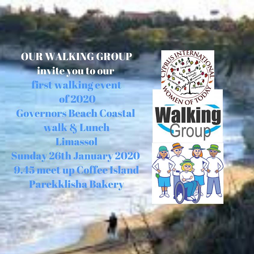 Walk & Lunch