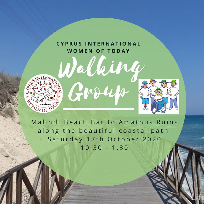 CIWOT Walking Group | Beachfront Walk