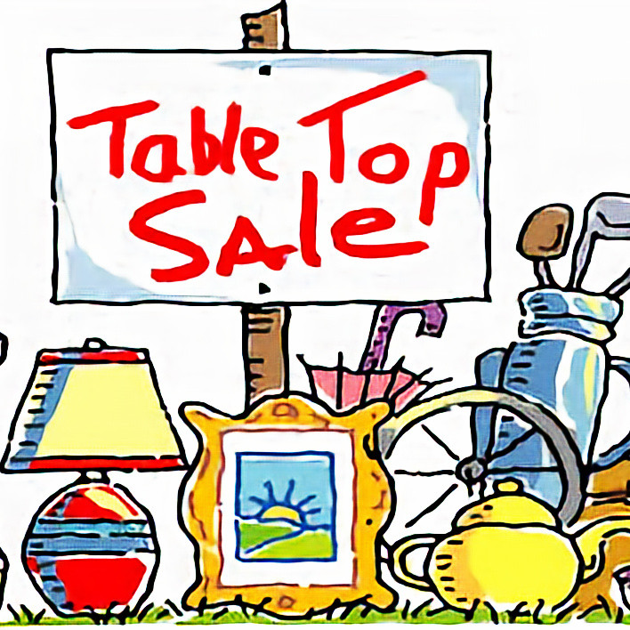 Tabletop Sale in support of Cyprus Stop Trafficking (1)