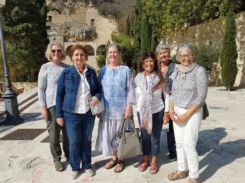 Excursion to Ayios Neophtyos Monastary