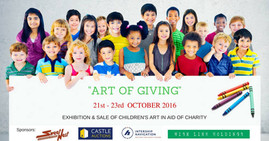 Art of Giving 2016