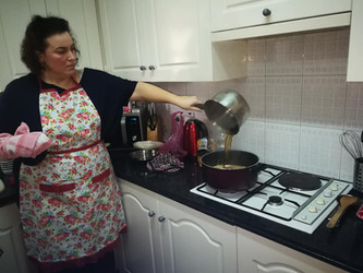 Cooking with Maria
