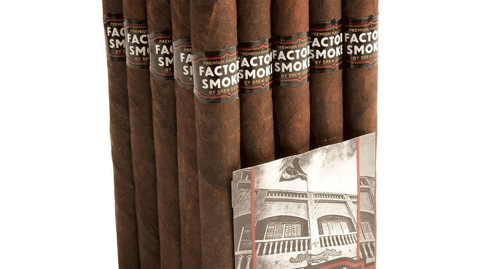 DREW ESTATE FACTORY SMOKES CHURCHILL MADURO