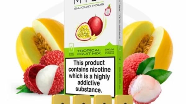 MYLE POD TROPICAL FRUIT MIX