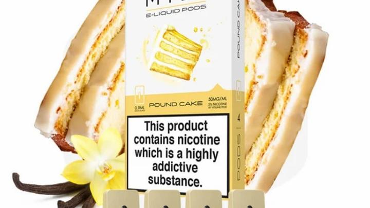 MYLE POD POUND CAKE