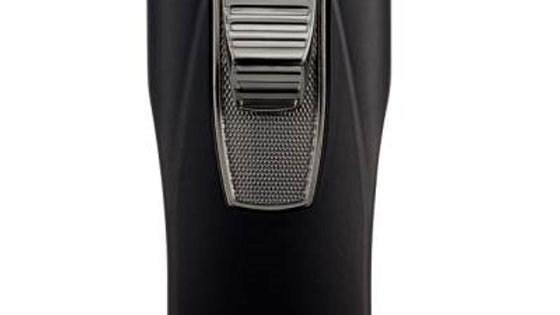 COLIBRI MONACO TRIPLE FLAME LIGHTER BLACK (METALLIC)