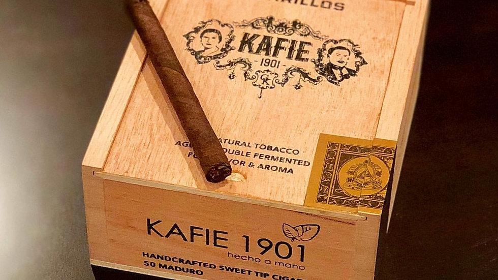 KAFIE 1901 CIGARS CIGARILLOS MADURO VITOLA 4X22