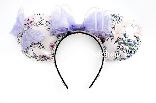 One of A Kind Butterfly Mouse Ears