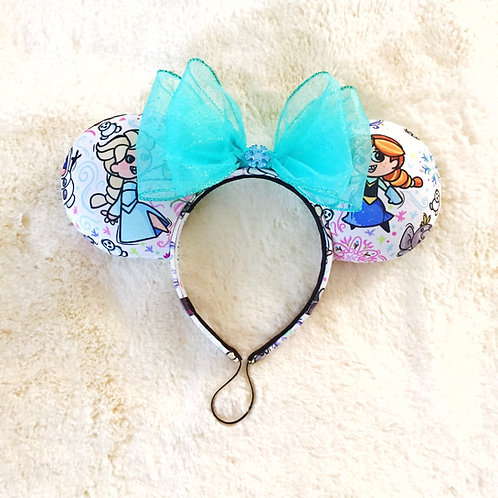 Freeze Snow Fight Mouse Ears