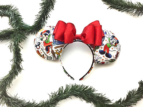 Christmas at the Park Mouse Ears
