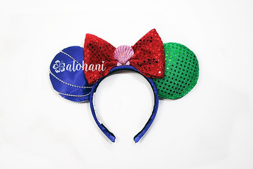 Ariel Inspired Mouse Ear