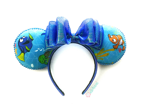 Nemo and Friends Mouse Ears