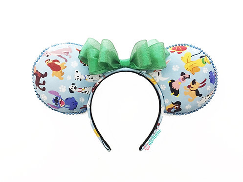 Dooney & Bourke Disney Dogs Inspired Mouse Ears