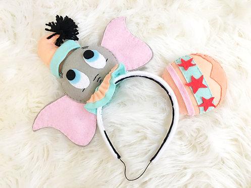 Flying Elephant / Dumbo Mouse Ears