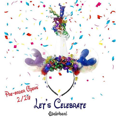 Let's Celebrate Balloon Ears