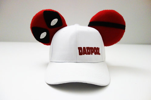 Dadpool Mouse Hat