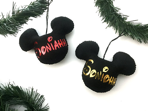 Mouse Ornament Add-Ons