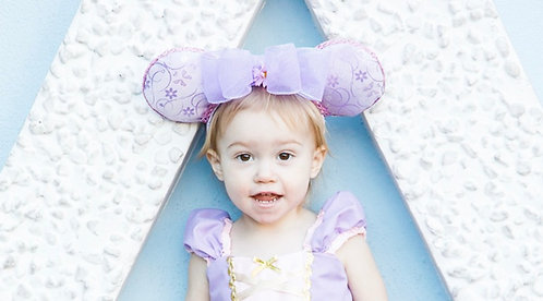 Rapunzel Princess Mouse Ears