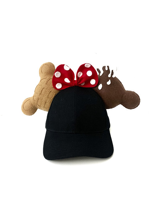 Mix and Match Park Snack Ear Hat