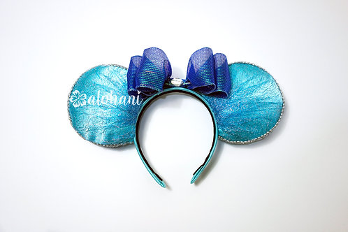 Frozen Elsa Inspired Mouse Ears / Ice Princess
