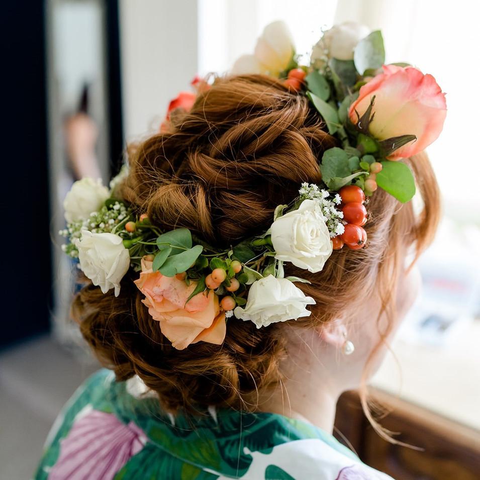 Floral Crowns & Buttonholes