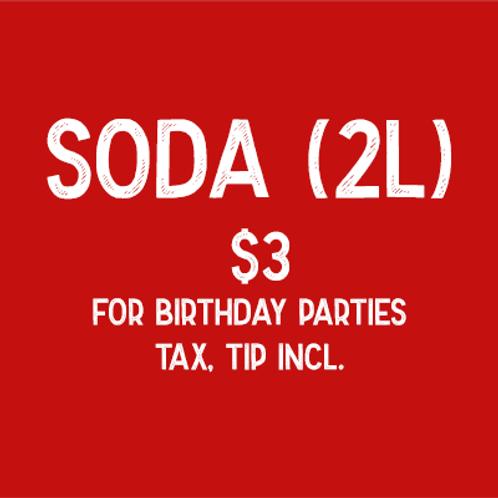 2L Soda (Parties)