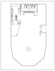 Planta Baixa Salão de Festas
