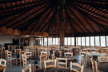 Interior do Salão de Festas