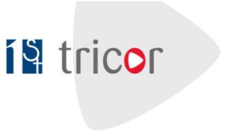 Tricor logo - Partikel Bebas