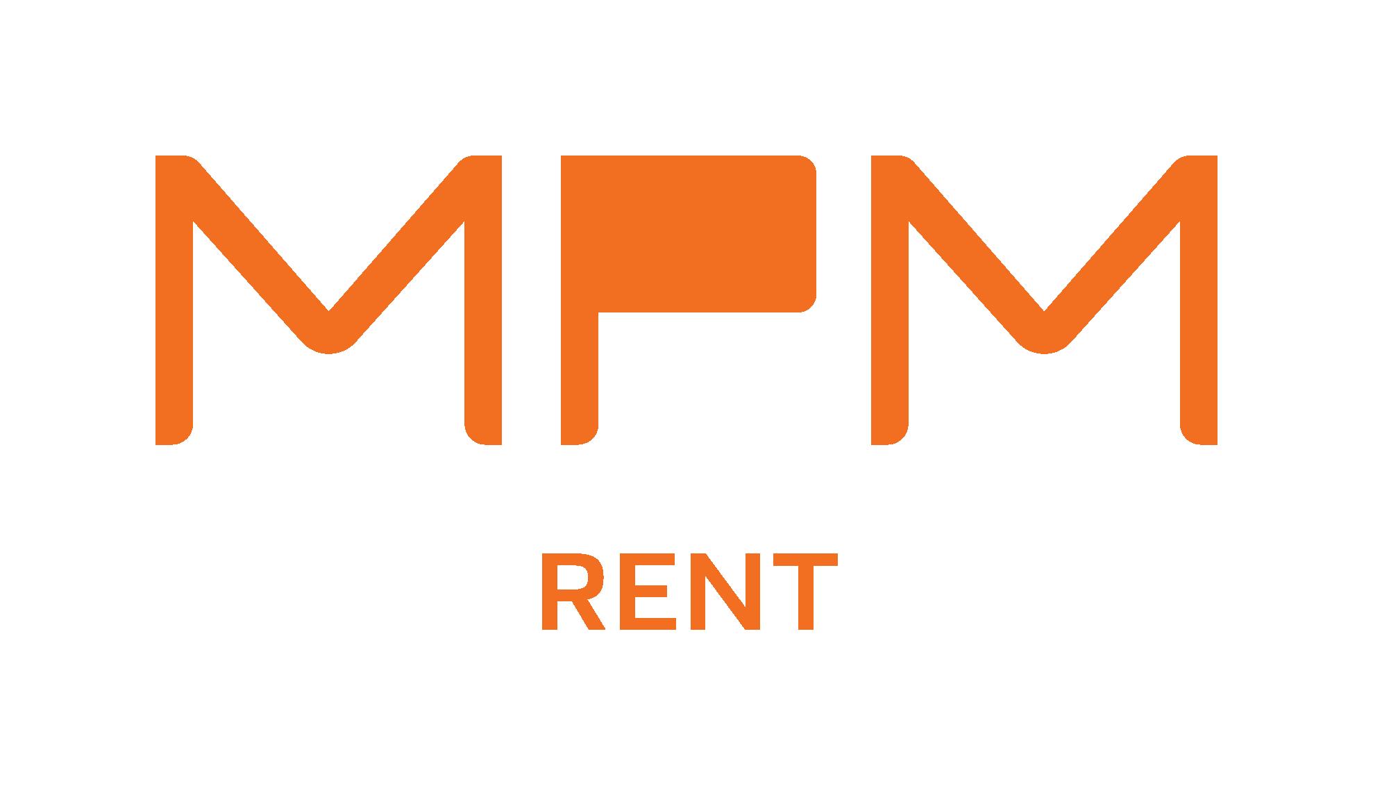MPM Rent new logo - De Enje