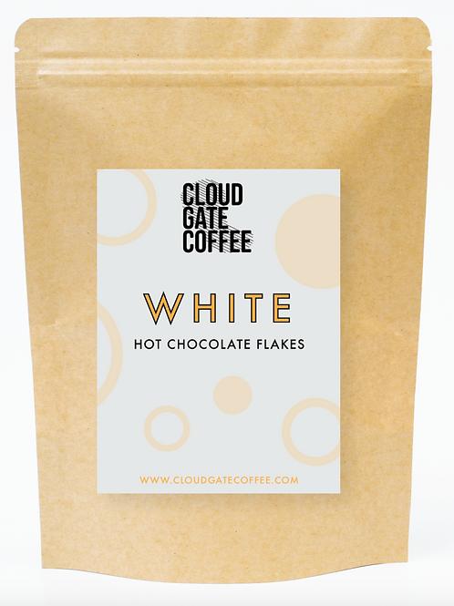 White Hot Chocolate Flakes