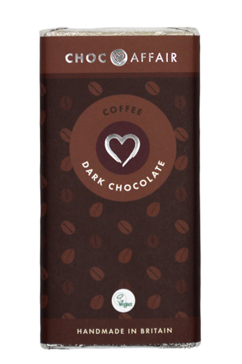 Coffee Dark Chocolate Bar