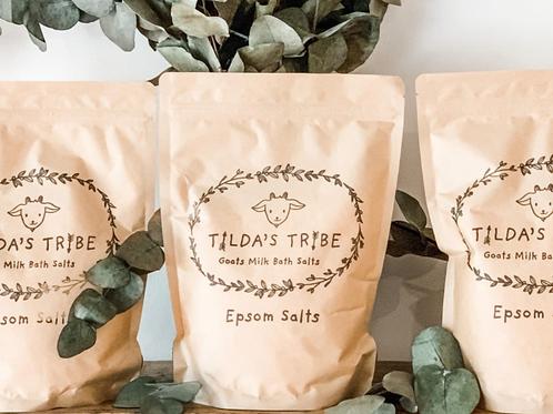 Goats Milk Epsom Bath Salt