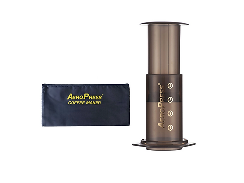 Aeropress & Tote Bag