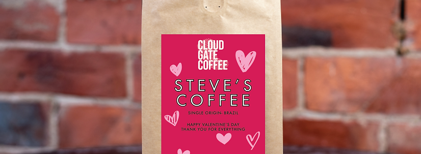 Valentine's Personalised Coffee or Hot Chocolate