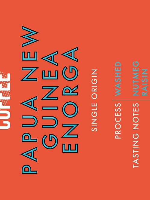 Papua New Guinea Enorga