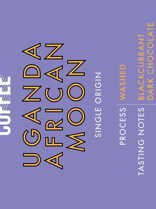 Uganda African Moon