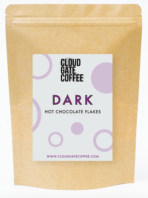Dark Hot Chocolate Flakes