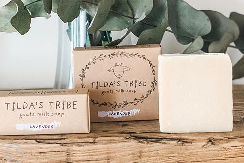 Lavender Natural Goat Milk Soap